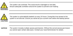 US Documentation Regulations