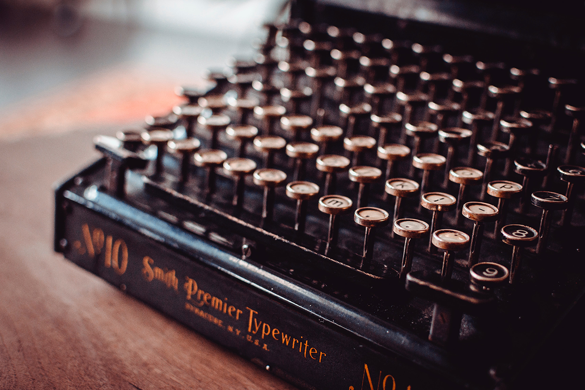 Origins of technical authoring terms