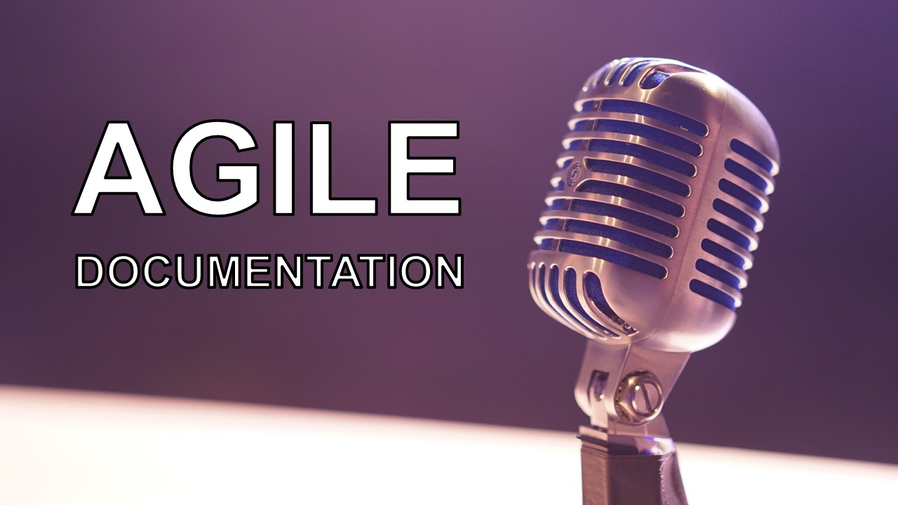 Watch our agile documentation webinars