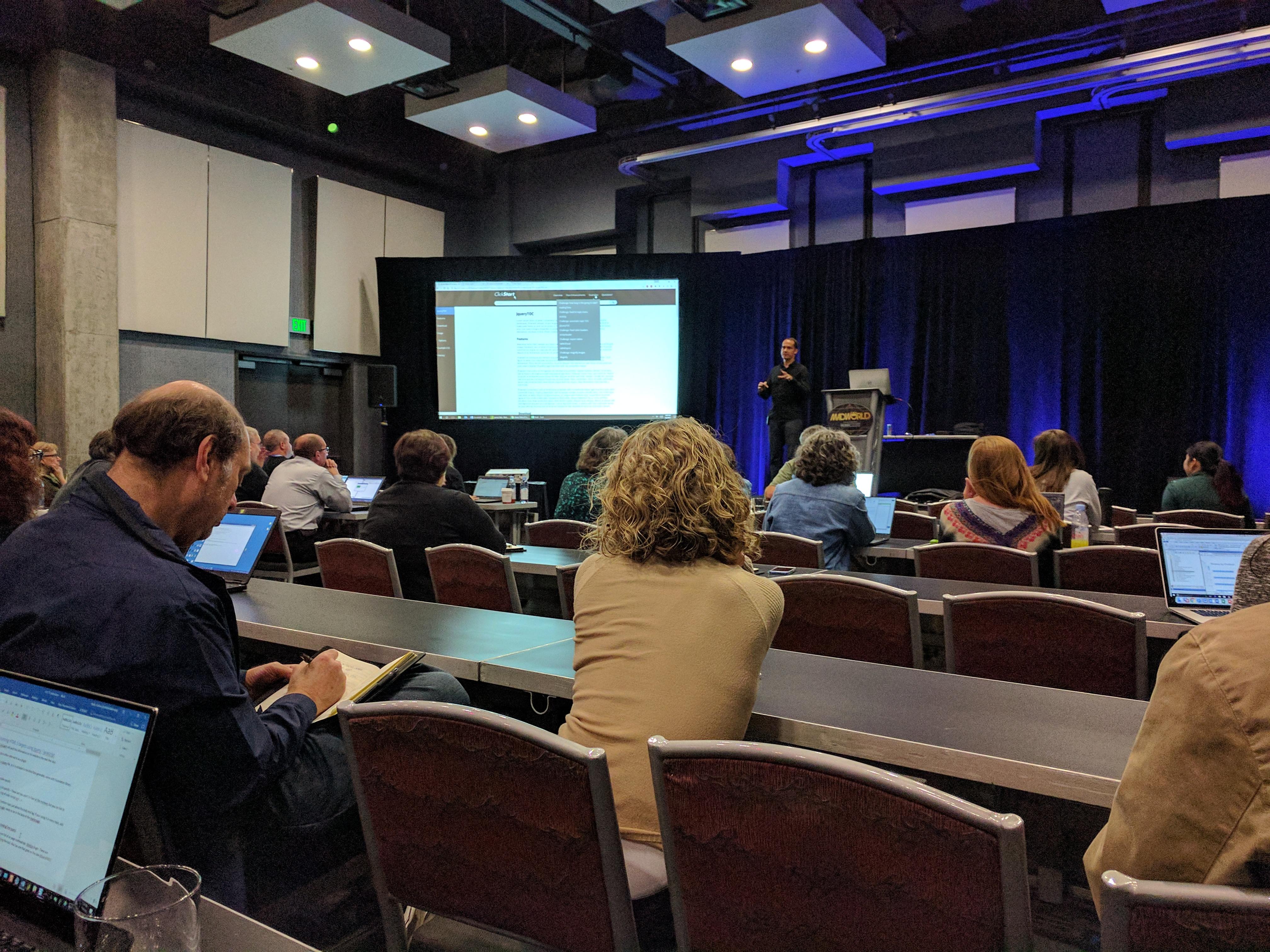 MadWorld 2017 HMTL5 and JQuery presentation by Scott DeLoach