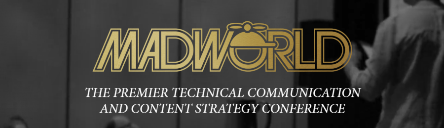 MadWorld conference logo