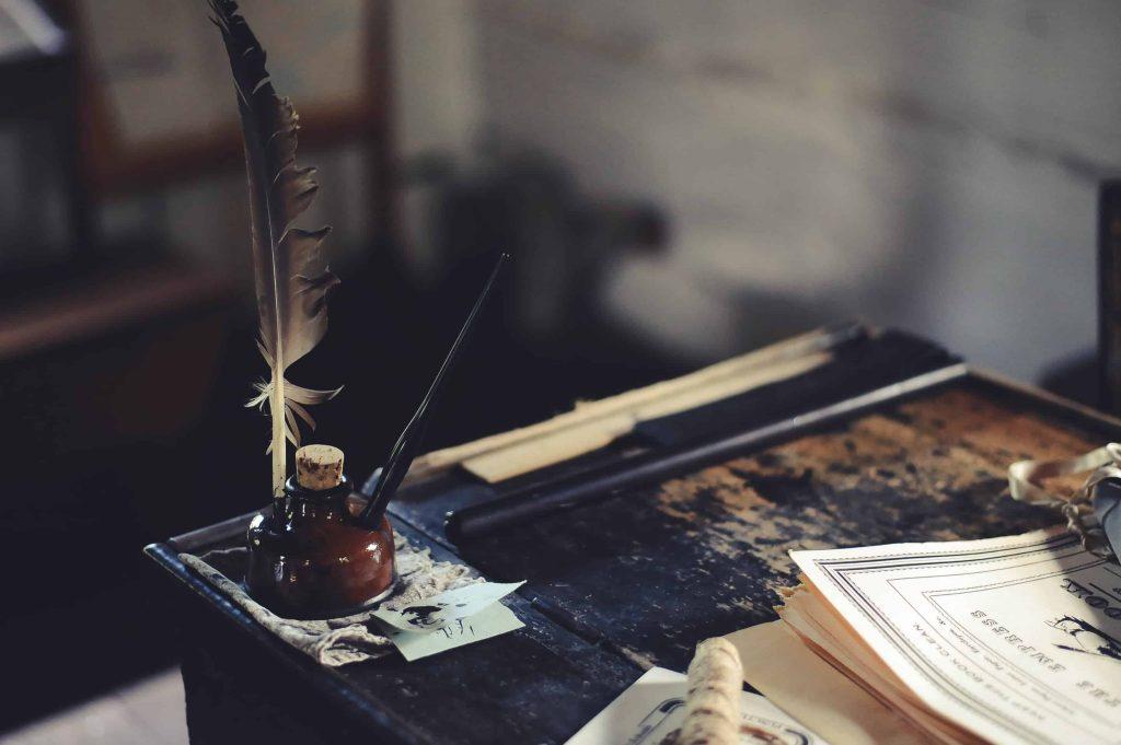 Origins of tech writing