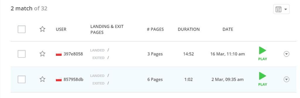 Using HotJar to analyse user behaviour in UX writing