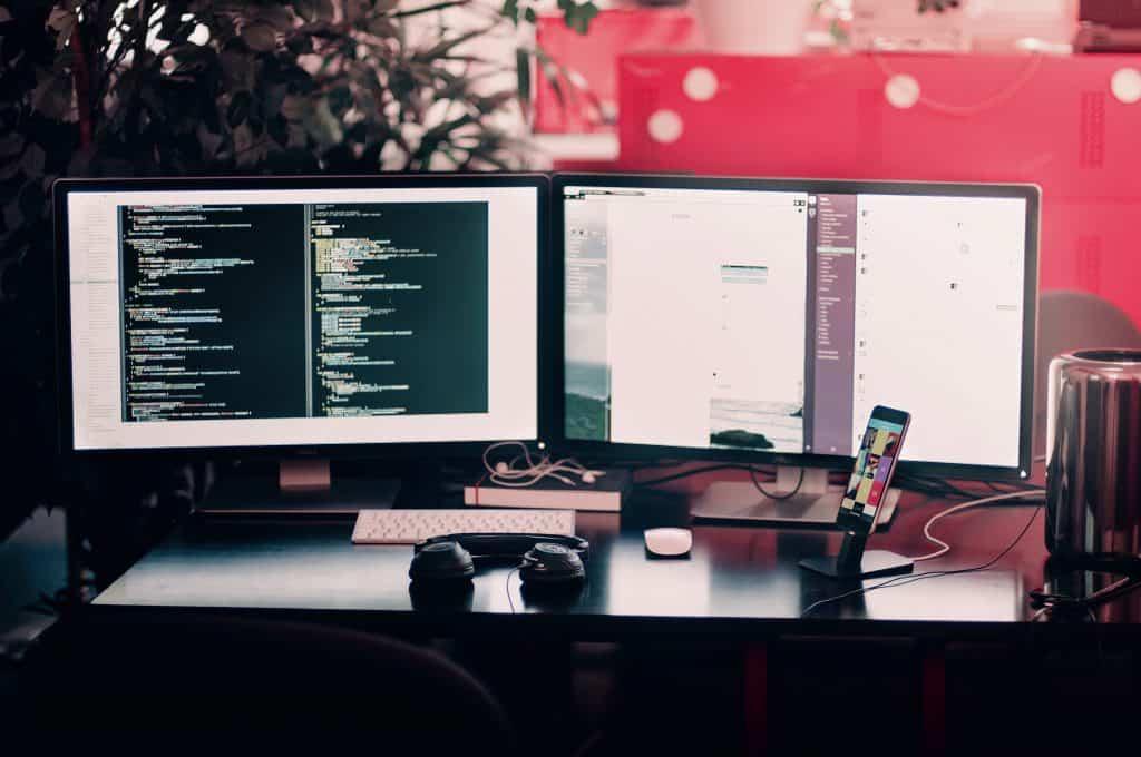 developer workplace