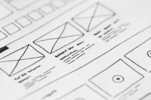 Image showing layout design