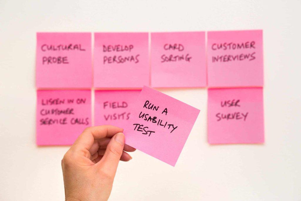 dividing up tasks on software development teams